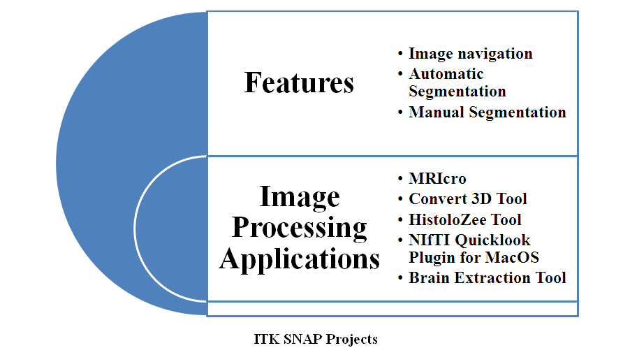 ITK SNAP PROJECTS