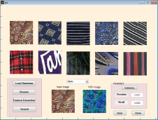 Assistive Cloth Pattern Identification